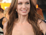 Angelina Jolie Raises Breast Cancer Awareness