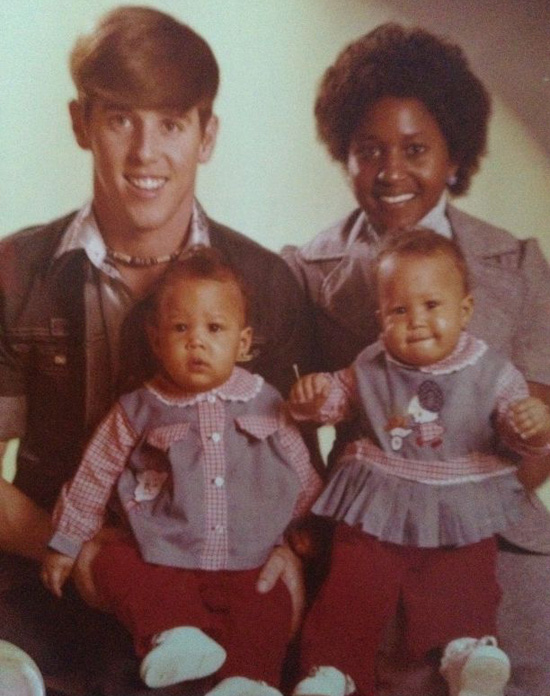 Check Out Tia And Tamera S Baby Pic With Parents
