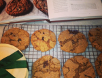 Ali Larter's Whole Wheat Chocolate Chip Cookies