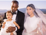 Kim Kardashian Shares Special Family Wedding Photo