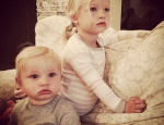 Jessica Simpson's Kids are Model Perfect!