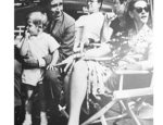 Throwback Thursday: Remembering Lauren Bacall as a Young Mother