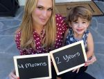 Molly Sims Pregnant with Baby #2!