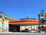 5 Stars for the Legoland Hotel and Theme Park!