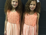 Michael Strahan Gets Emotional While Watching His Daughters Perform Onstage
