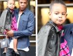 Check Out Blue Ivy Carter's Adorable Bun