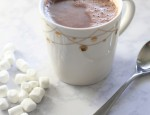 Tamera Mowry's Chocolate Bar Hot Cocoa