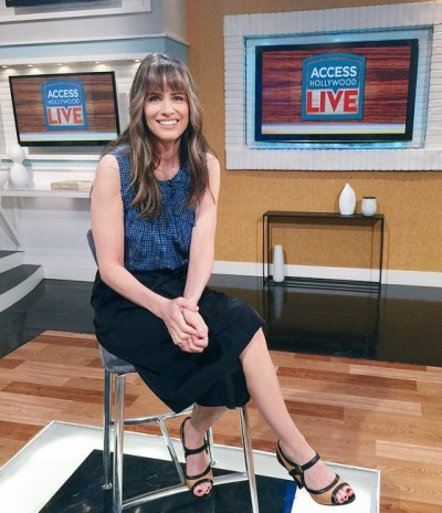 Concerned Mom Amanda Peet Speaks Out on the Vaccination Controversy