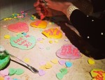 Blake Lively's Valentine's Day Sugar Cookies