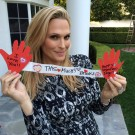 Molly Sims DIY Valentine