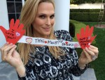 Molly Sims DIY Valentine's Day Keepsake