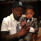 These Photos of 50 Cent's Son Will Melt Your Heart