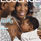 Kelly Rowland Introduces Son Titan on Cover of Essence Magazine