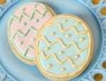 Martha Stewart's Easter Egg Sugar Cookie Recipe