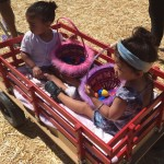 North West Goes Easter Egg Hunting with Her BFF (View the Cute Photos!)
