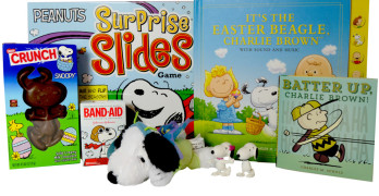Easter Giveaway: Enter to Win a Fun Peanuts Springtime Package!