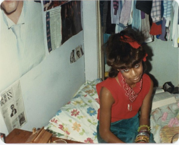 Throwback Thursday: Jada Pinkett Smith from the 80's