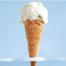 Martha Stewart's 3-Ingredient, No-Churn, Vanilla Ice Cream Recipe