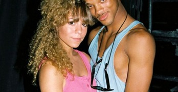 Throwback Thursday: Mariah Carey and Will Smith from the Late 80's