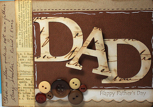 Martha Stewart Shares 17 Father's Day Card Ideas