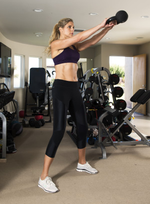 Gabby Reece Shares Six Get-Fit Tips