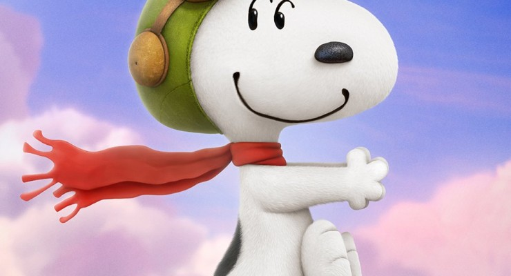 View The Official Peanut's Movie Trailer Plus Enter to Win a Happy Dance Snoopy!