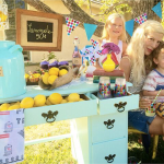 Tori Spelling's DIY Lemonade Stand is Made for a Good Cause!