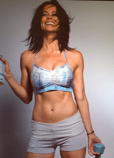 Brooke Burke's 10 Simple Fitness Tips