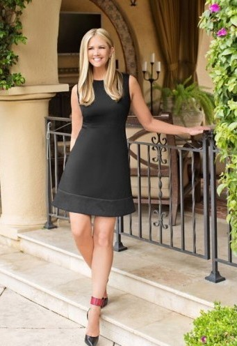 """Nancy O'Dell Says New Clothing Collection is Elegance with an """"Edge"""" (Interview)"""