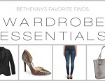 Bethenny Frankel Shares Her Favorite Wardrobe Essentials