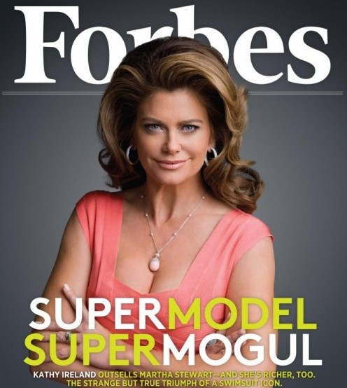 Photo Credit: Kathy Ireland Worldwide/Facebook