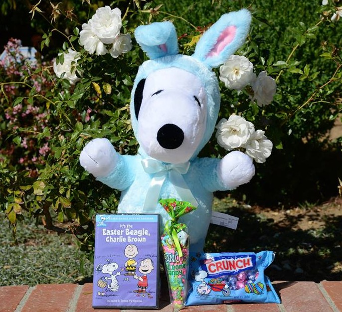 Enter for Your Chance to Win a Peanuts Easter Prize!