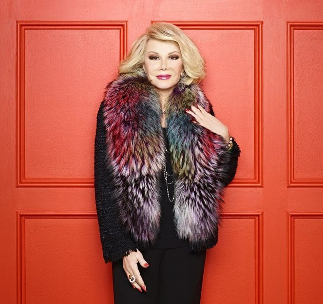 8 Life Lessons Taught by Legendary Comic Joan Rivers, Two Years after Her Death