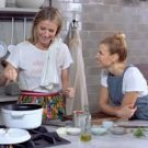 Watch Gwyneth Paltrow and Jessica Seinfeld Battle Over the Perfect Meatball