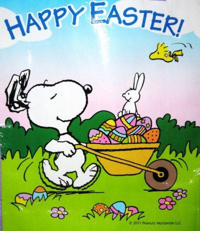 Spring Giveaway: Peanuts Easter Surprise!