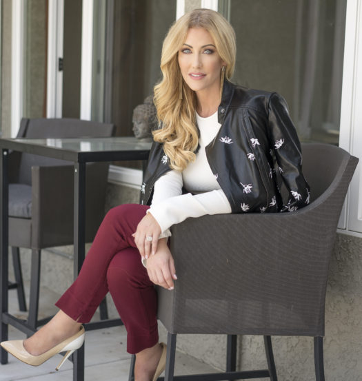 Bravo's RHOD Star Stephanie Hollman Talks Holiday Tips and Stress Relievers (Interview)