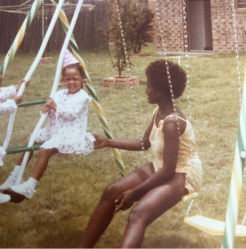 Celebs Honor Moms on Mother's Day with Flashback Photos