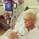 New Mom Brigitte Nielsen Turns 55 and Celebrates the Best Time in Her Life!