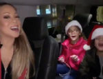 """Mariah Carey & Her Twins Sing """"All I Want for Christmas Is You"""""""