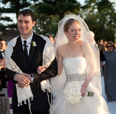 Chelsea Clinton & Marc Mezvinsky Expecting First Child