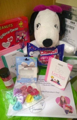 Snoopy Giveaway