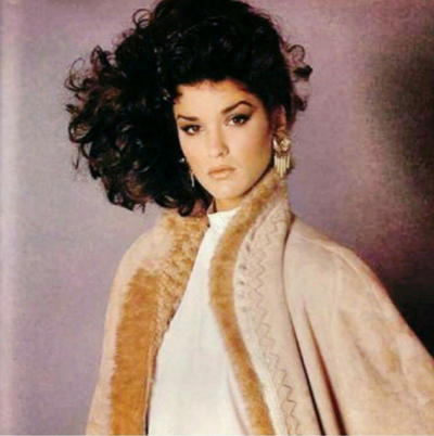 Throwback Thursday: Janice Dickinson as a Young Model