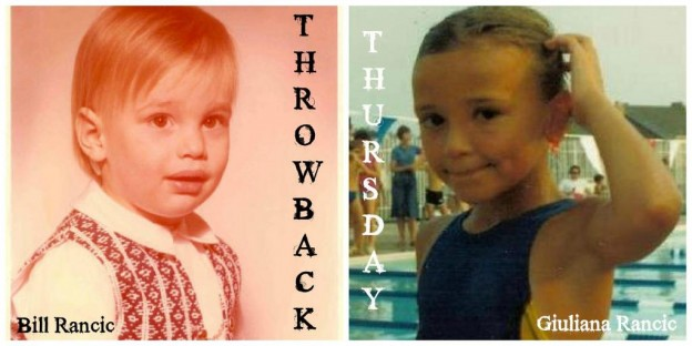 Throwback Thursday: Giuliana Rancic was an Adorable Little Girl