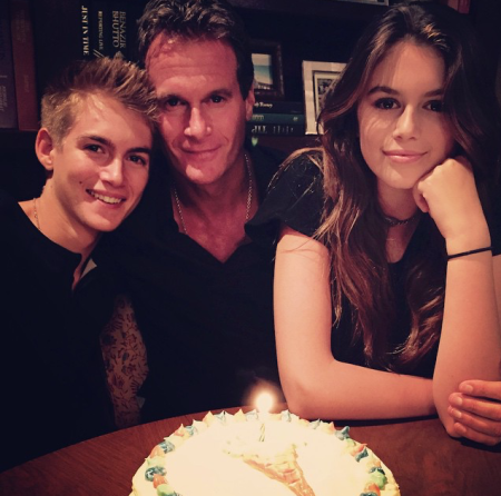 Cindy Crawford's Family is Gorgeous and Her Daughter is Her Mini Me!