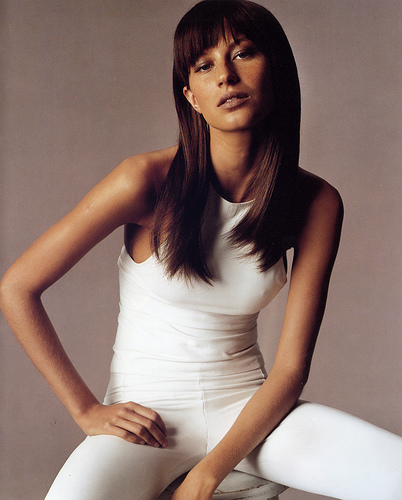 Throwback Thursday: Gisele Bündchen as a Teen Model