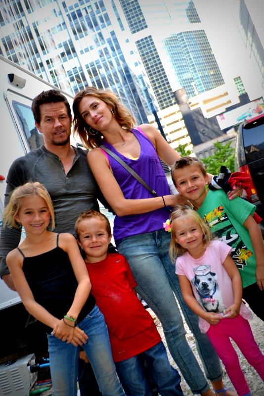 Meet Rhea Wahlberg, Hollywood Wife and Dedicated Mom Intent on Keeping Family Her Main Priority (Interview)
