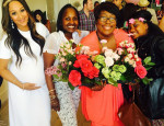 Tamera Mowry Posts Pics From Her Beautiful Baby Shower