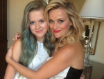 Reece Witherspoon and Daughter Ava Look Like Twins!