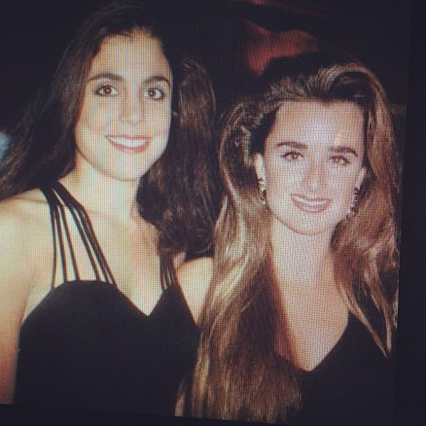 Throwback Thursday: Bethenny Frankel and Kyle Richards in Their 20's