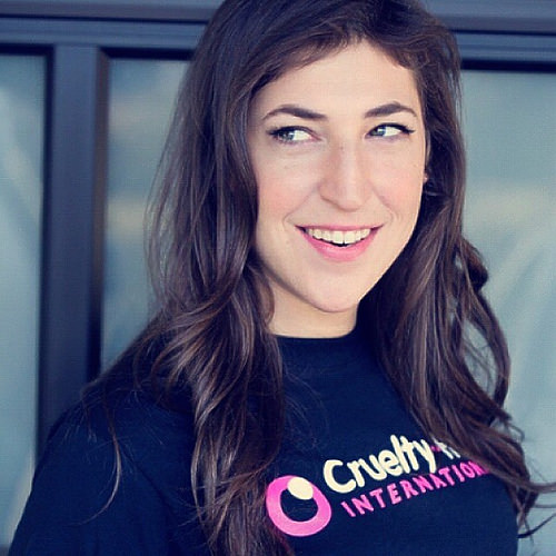 Mayim Bialik Shares Four Ways on Coping with a Sick Child